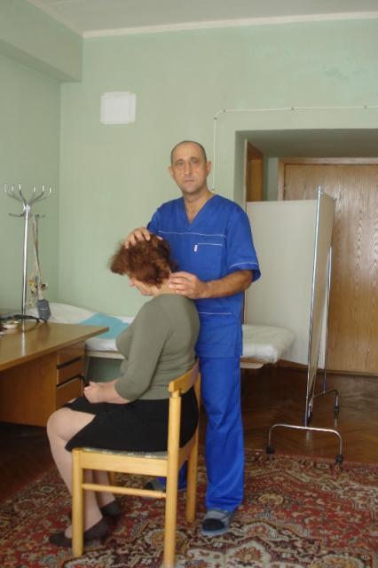 Мануальная диагностика